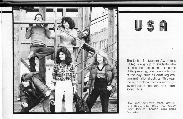 USA Club Hellgate HS 1980