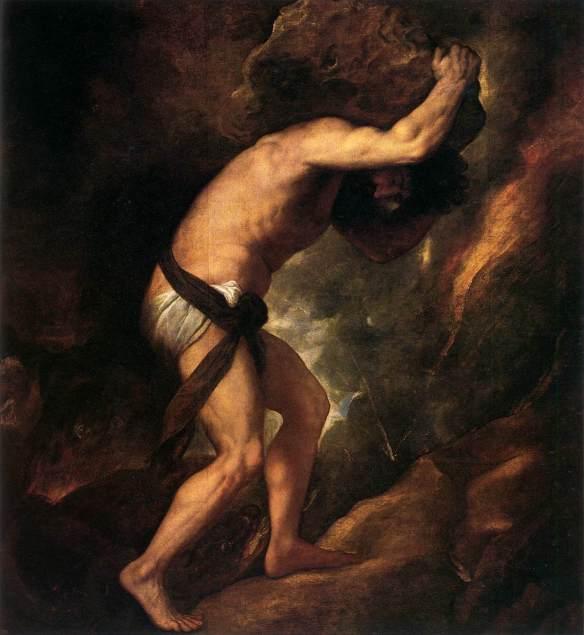 sisyphus-1549 titian