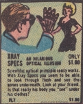 X Ray Specs Ad 1973 crop
