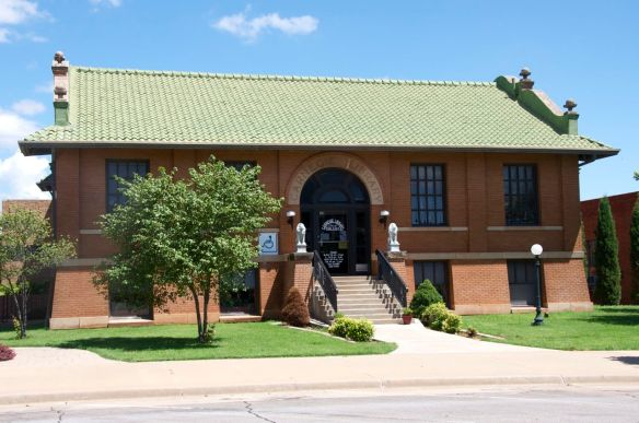 Carnegie library 3