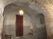 Medieval passage way, Amalfi.