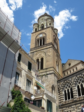 Cathedral of St. Andrew, Amalfi.