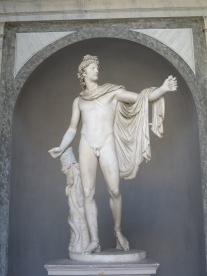 The Belvedere Apollo, 2nd Century.