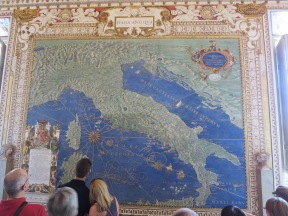 The Gallery of Maps.