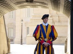 Swiss Guard, Vatican.