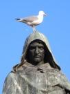 Campo de Fiore - Bruno statue