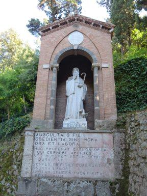 Tre Fontane Abbey