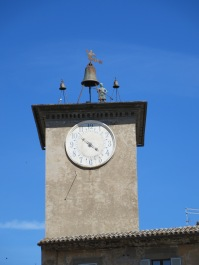 Clock Tower, Orvieto.