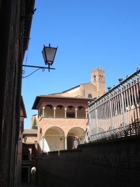 Sanctuary of St. Catherine, Siena.