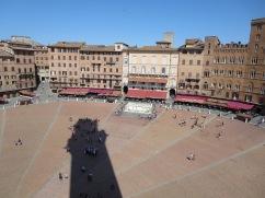 Campo Piazza, Siena.