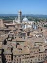 Duomo - View from the Torre, Siena.