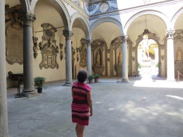 Florence: Palazzo Medici-Riccardi.