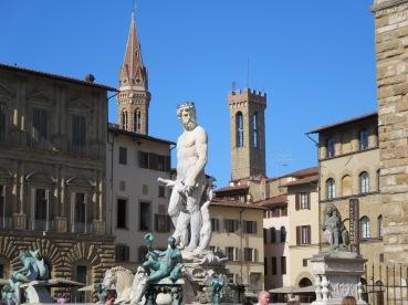 Florence: Piazza della Signoria.