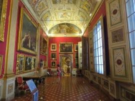 Florence: Palazzo Pitti.