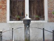 Venice: Fountain in Murano.