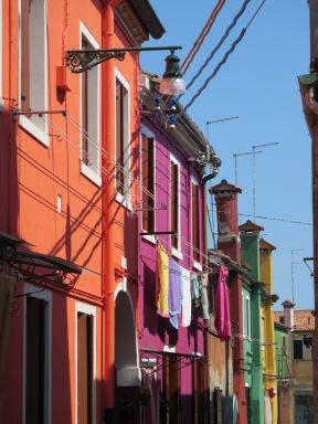 Venice: Burano.