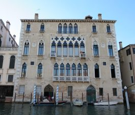 Venice: The Grand Canal.