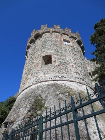 Levanto Castle, 13th Century.