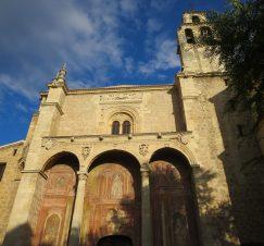 Granada: Iglesia de San Gil y Santa Ana.