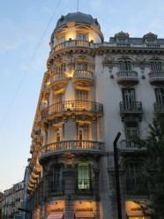 Granada: The Cortefiel Building.