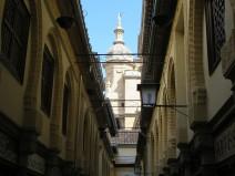 Granada: Alcaiceria market.