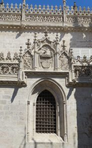 Granada: Capilla Real (Royal Chapel).