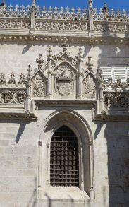 Granada: Capilla Real (Royal Chapel).