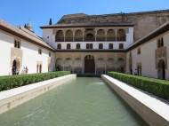 Granada: La Alhambra.