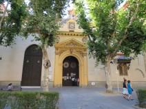 Seville: Iglesia de Santa María Magdalena.