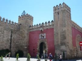 Seville: Real Alcázar.