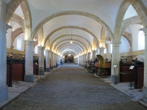 Cordoba: The Royal Stables.