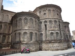 Toledo: Iglesia de Santiago del Arrabal.