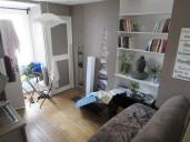 Paris: Inside our flat.
