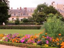 Paris: Luxembourg Gardens.