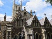 London: Southwark Cathedral.