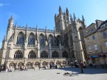 Bath: Cathedral & Square.