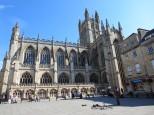 Bath: Cathedral & Square.