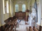 Blenheim Palace, the chapel.
