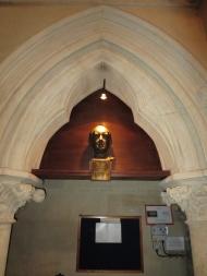 Oxford. Tolkien Memorial.