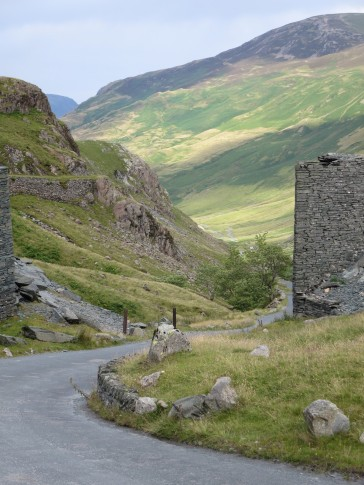 Honister Pass.