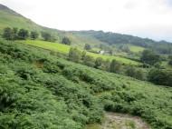 Walla Crag, above Derwent Water.