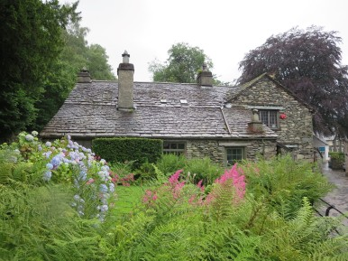 Grasmere: Dove Cottage.
