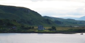 Kerrera from Oban.