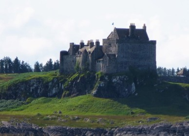 Duart Castle on Kerrera.
