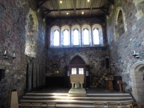 Iona: The Abbey.