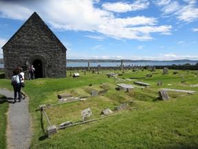 Iona: The Cemetery.