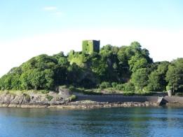 Oban: Dunollie Castle.