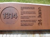 Bannockburn Battlefield.