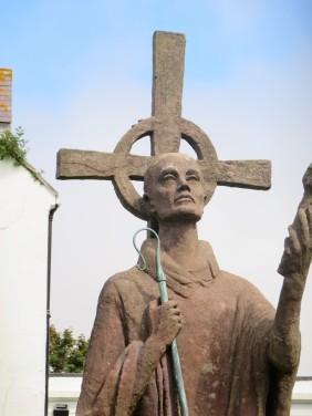 Aidan of Lindisfarne.