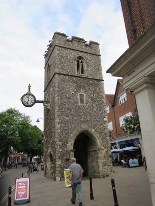 Canterbury.